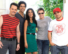 This is an image of 283248 Entourage Photograph & Poster