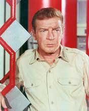 This is an image of 283217 Richard Basehart Photograph & Poster