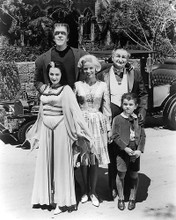 This is an image of 193423 The Munsters Photograph & Poster