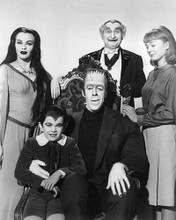 This is an image of 193433 The Munsters Photograph & Poster
