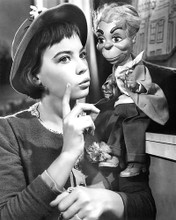 This is an image of 192982 Leslie Caron Photograph & Poster