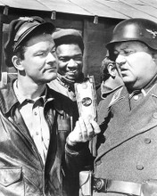 This is an image of 193008 Hogan's Heroes Photograph & Poster