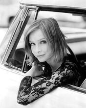 This is an image of 193101 Calista Flockhart Photograph & Poster
