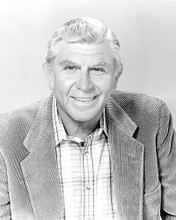 This is an image of 193150 Andy Griffith Photograph & Poster