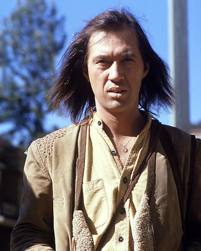 This is an image of 283423 David Carradine Photograph & Poster