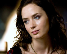 This is an image of 283450 Emily Blunt Photograph & Poster