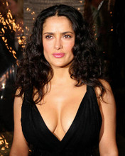 This is an image of 270341 Salma Hayek Photograph & Poster