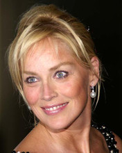 This is an image of 270542 Sharon Stone Photograph & Poster