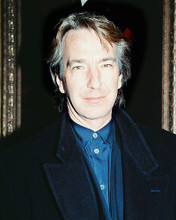 This is an image of 226737 Alan Rickman Photograph & Poster