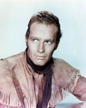 This is an image of 226389 Charlton Heston Photograph & Poster