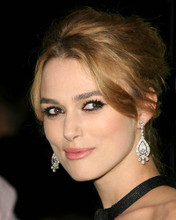 This is an image of 270390 Keira Knightley Photograph & Poster