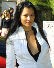 This is an image of 257903 Kelly Hu Photograph & Poster