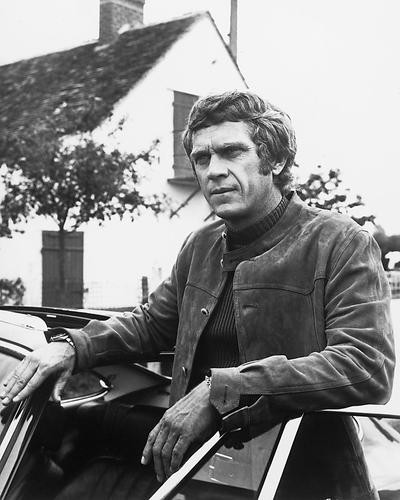 This is an image of 172163 Steve McQueen Photograph & Poster