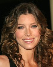 This is an image of 270164 Jessica Biel Photograph & Poster