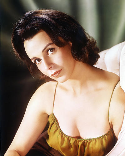 This is an image of 244749 Claire Bloom Photograph & Poster