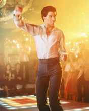 This is an image of 264666 Saurday Night Fever Photograph & Poster