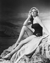 This is an image of 174819 Anita Ekberg Photograph & Poster