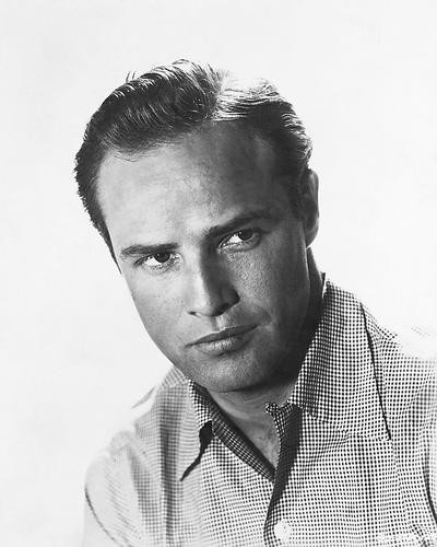 This is an image of 172535 Marlon Brando Photograph & Poster