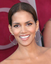 This is an image of 270155 Halle Berry Photograph & Poster