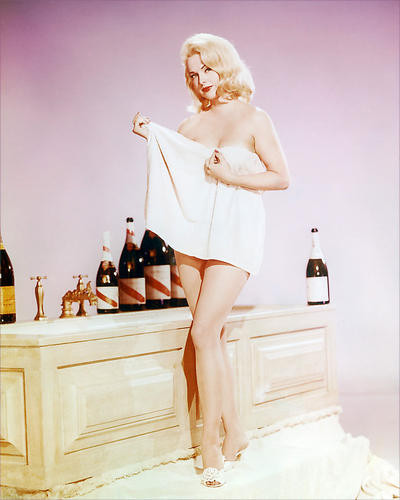 This is an image of 232704 Martha Hyer Photograph & Poster