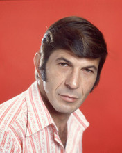 This is an image of 254160 Leonard Nimoy Photograph & Poster