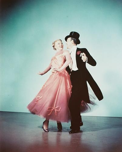 This is an image of 211838 Fred Astaire & Ginger Rogers Photograph & Poster