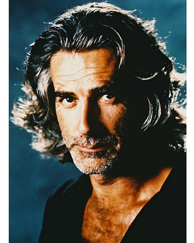This is an image of 212928 Sam Elliott Photograph & Poster