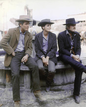 This is an image of 230447 Butch Cassidy and the Sundance Kid Photograph & Poster