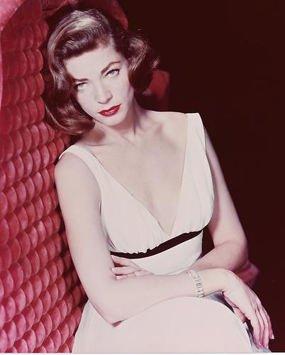 This is an image of 218249 Lauren Bacall Photograph & Poster
