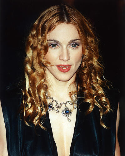 This is an image of 233674 Madonna Photograph & Poster