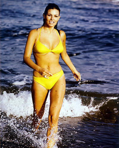 This is an image of 230259 Raquel Welch Photograph & Poster