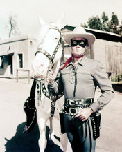 This is an image of 283958 Clayton Moore Photograph & Poster