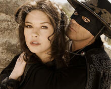 This is an image of 284005 Legend of Zorro Photograph & Poster