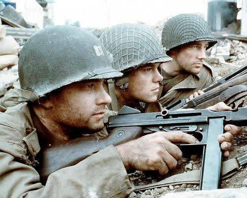 This is an image of 284063 Saving Private Ryan Photograph & Poster