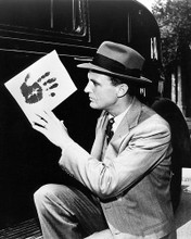 This is an image of 194140 Robert Stack Photograph & Poster