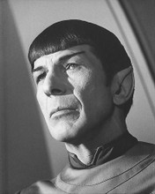 This is an image of 171113 Leonard Nimoy Photograph & Poster