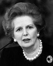 This is an image of 188739 Margaret Thatcher Photograph & Poster