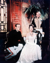 This is an image of 245562 Charlton Heston & Ava Gardner Photograph & Poster