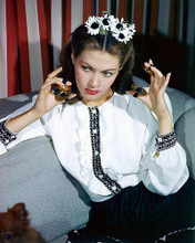 This is an image of 248088 Yvonne De Carlo Photograph & Poster