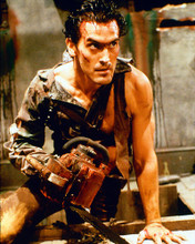 This is an image of 258939 Bruce Campbell Photograph & Poster