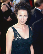 This is an image of 259514 Andie Macdowell Photograph & Poster