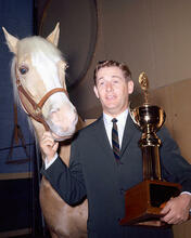 This is an image of 271197 Mr.Ed Photograph & Poster