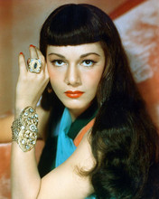 This is an image of 271674 Maria Montez Photograph & Poster