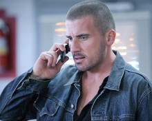 This is an image of 276355 Dominic Purcell Photograph & Poster