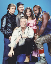 This is an image of 277724 The A-Team Photograph & Poster