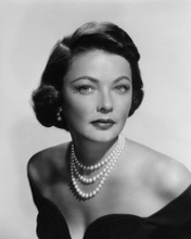 This is an image of Prints & Posters of Gene Tierney 104738