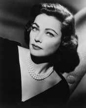 This is an image of Prints & Posters of Gene Tierney 104761