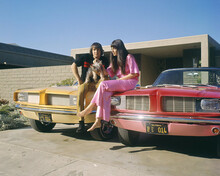This is an image of Prints & Posters of Sonny and Cher 202573