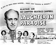 This is an image of Prints & Posters of Alastair Sim 104624