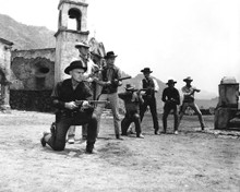 This is an image of Prints & Posters of Magnificent Seven 104840